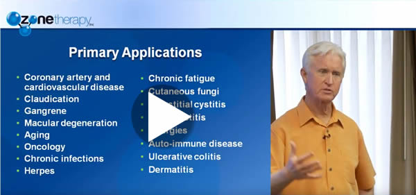 Ozone Therapy Course on Video